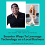 Artwork for Smarter Ways To  Leverage Technology as a Local Business