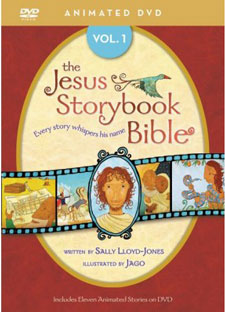 JESUS STORY BIBLE DVD