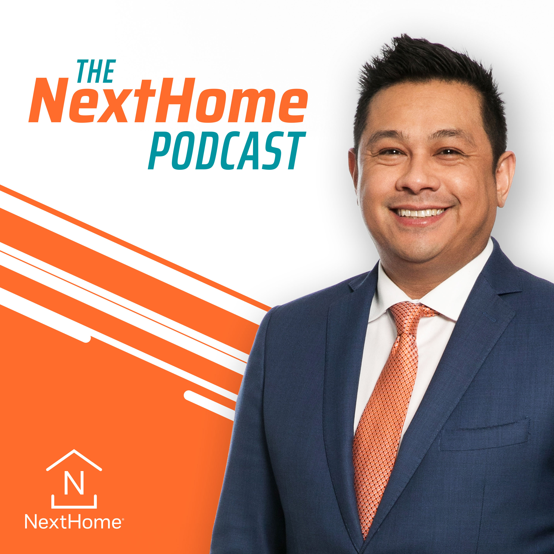 The NextHome Podcast show art