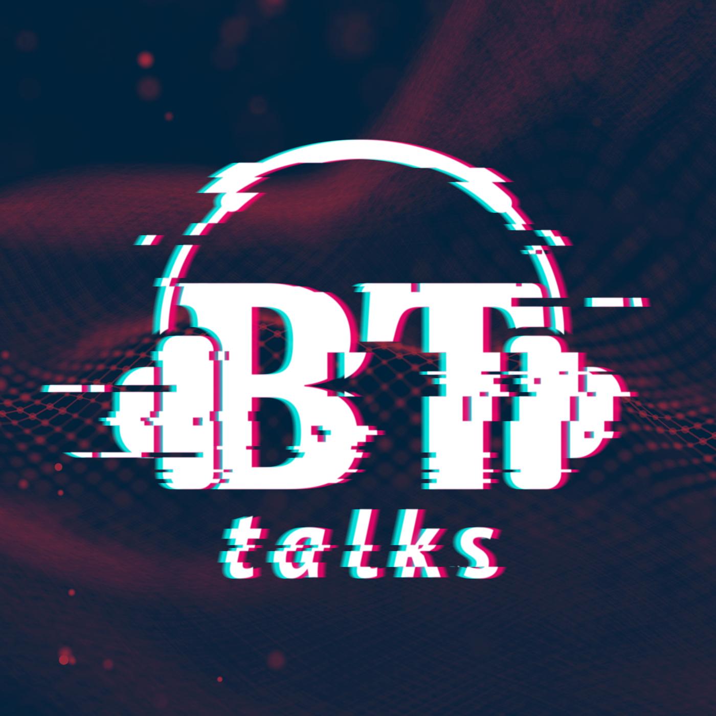BT Talks show art
