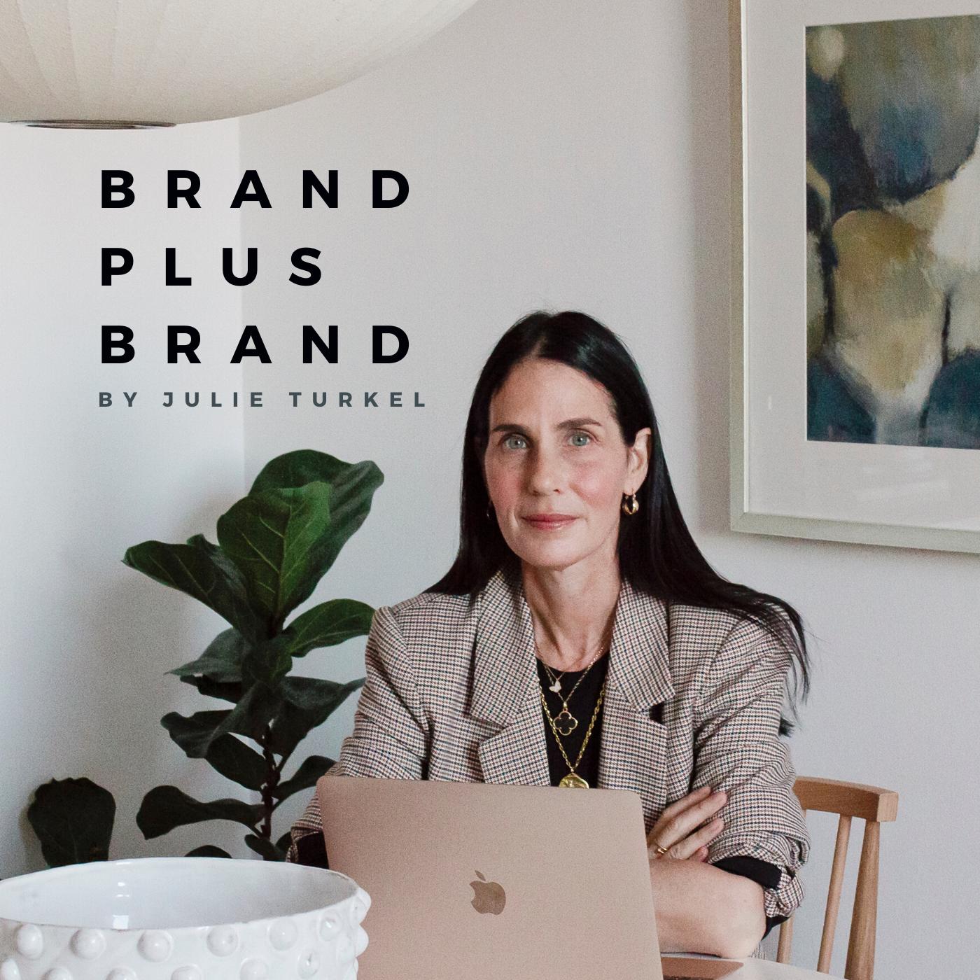 Brand Plus Brand show art