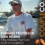 Artwork for 3 Big Mistakes That Can Crush A CoupleCo: Business Professor Dan Horne