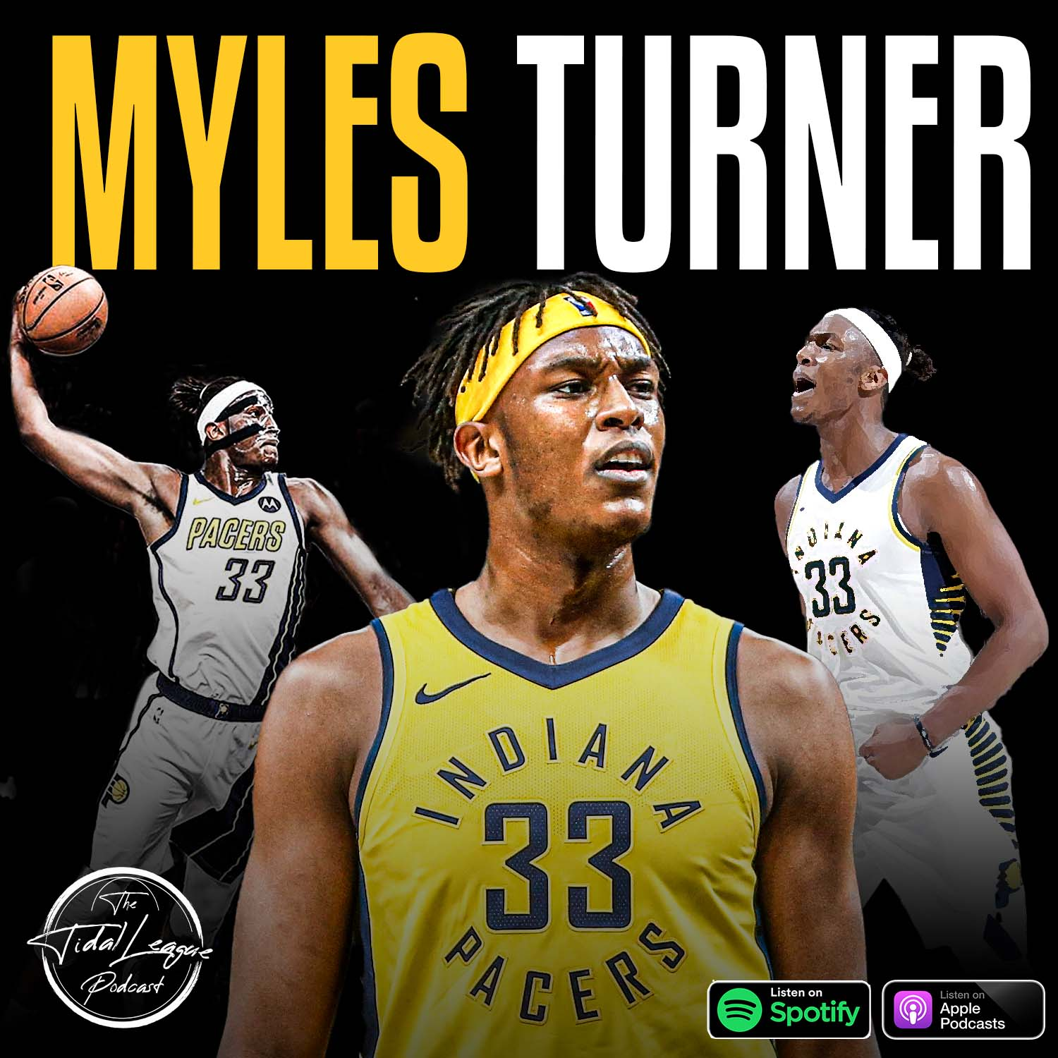 Myles Turner of the Indiana Pacers
