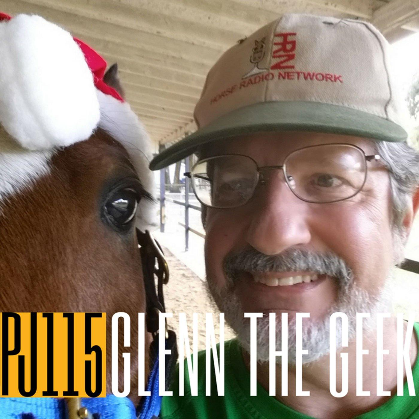 115 Glenn the Geek | Owning the Horse Niche and Building Long-term Sponsor Relationships