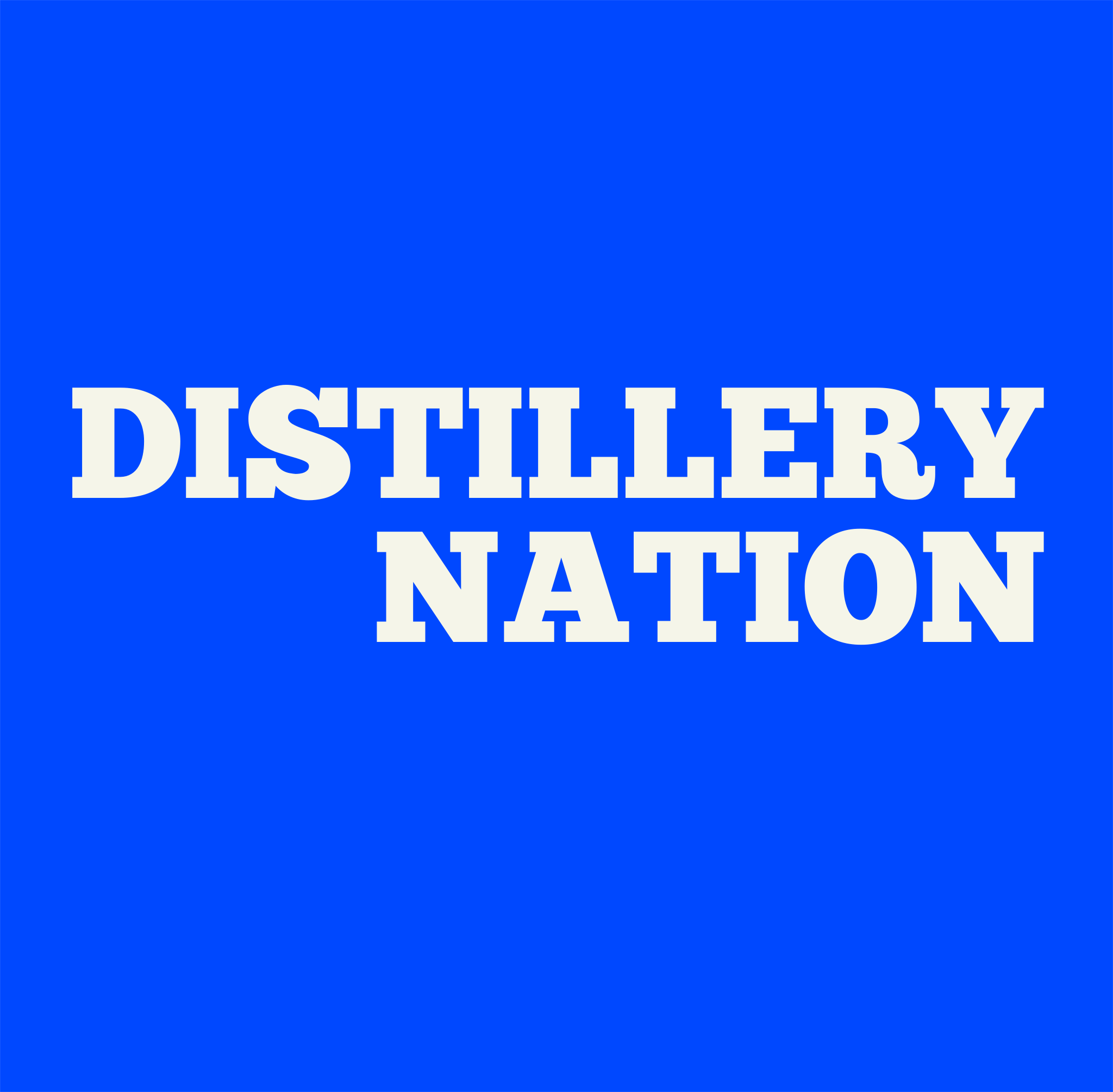 The Distillery Nation Podcast show art