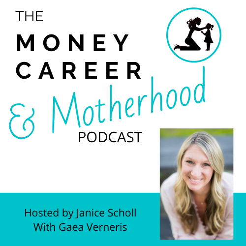 Ep 28: Getting involved with your family's financial planning with Gaea Verneris
