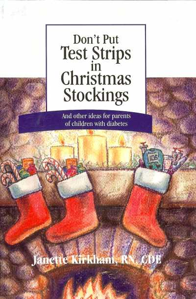 #74 Dont Put Test Strips in Christmas Stockings
