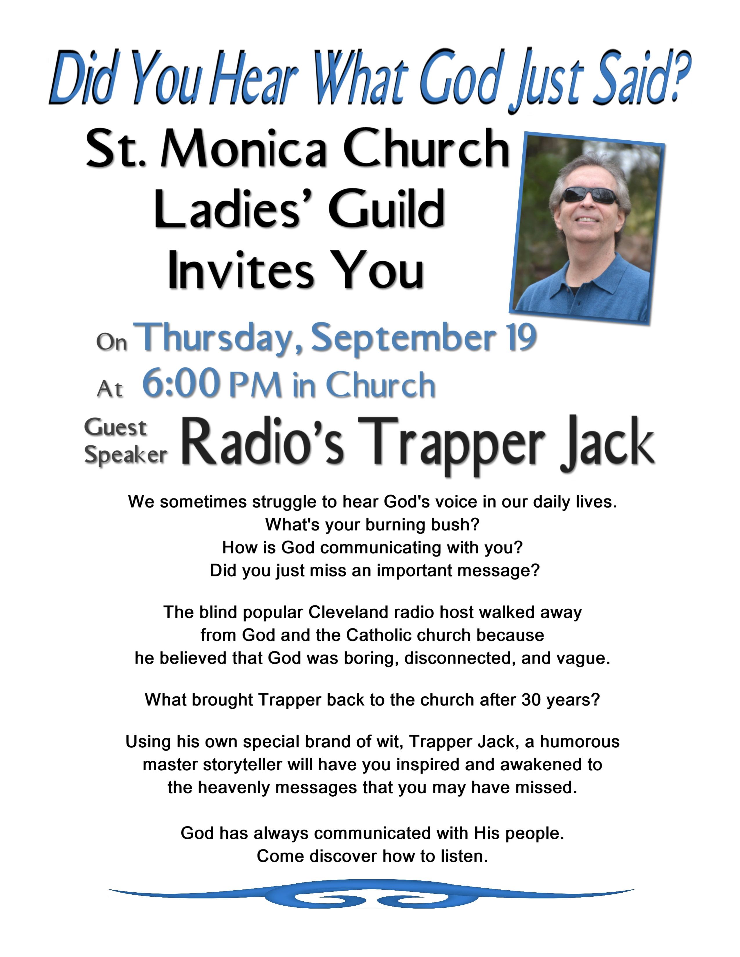 St Monica Church Ladies Guild