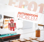 Artwork for EP01 - The Automation Problem
