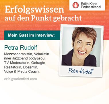 032 - Im Gespräch mit Petra Rudolf