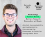 Artwork for 013: Alcohol, Accountability, and Authenticity - Discussing the Pressures to Drink for Young Sales Pros with Tucker Hood