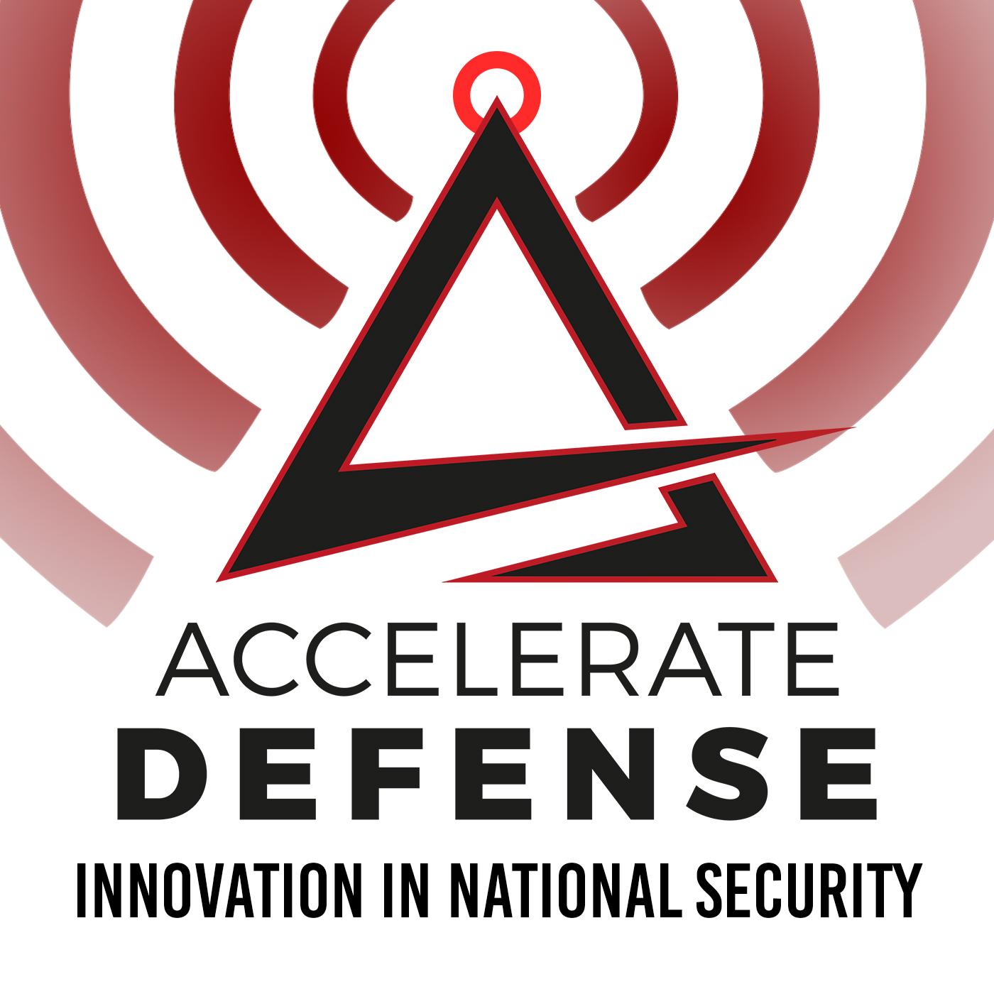 Accelerate Defense show art