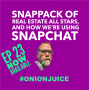 Artwork for My SnapPack of Real Estate All Stars, and How We're Using Snapchat - Episode 23