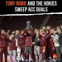 Artwork for Tony Robie and the Hokies sweep the ACC to win regular season crown
