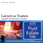 Artwork for Lawyers as Trustees