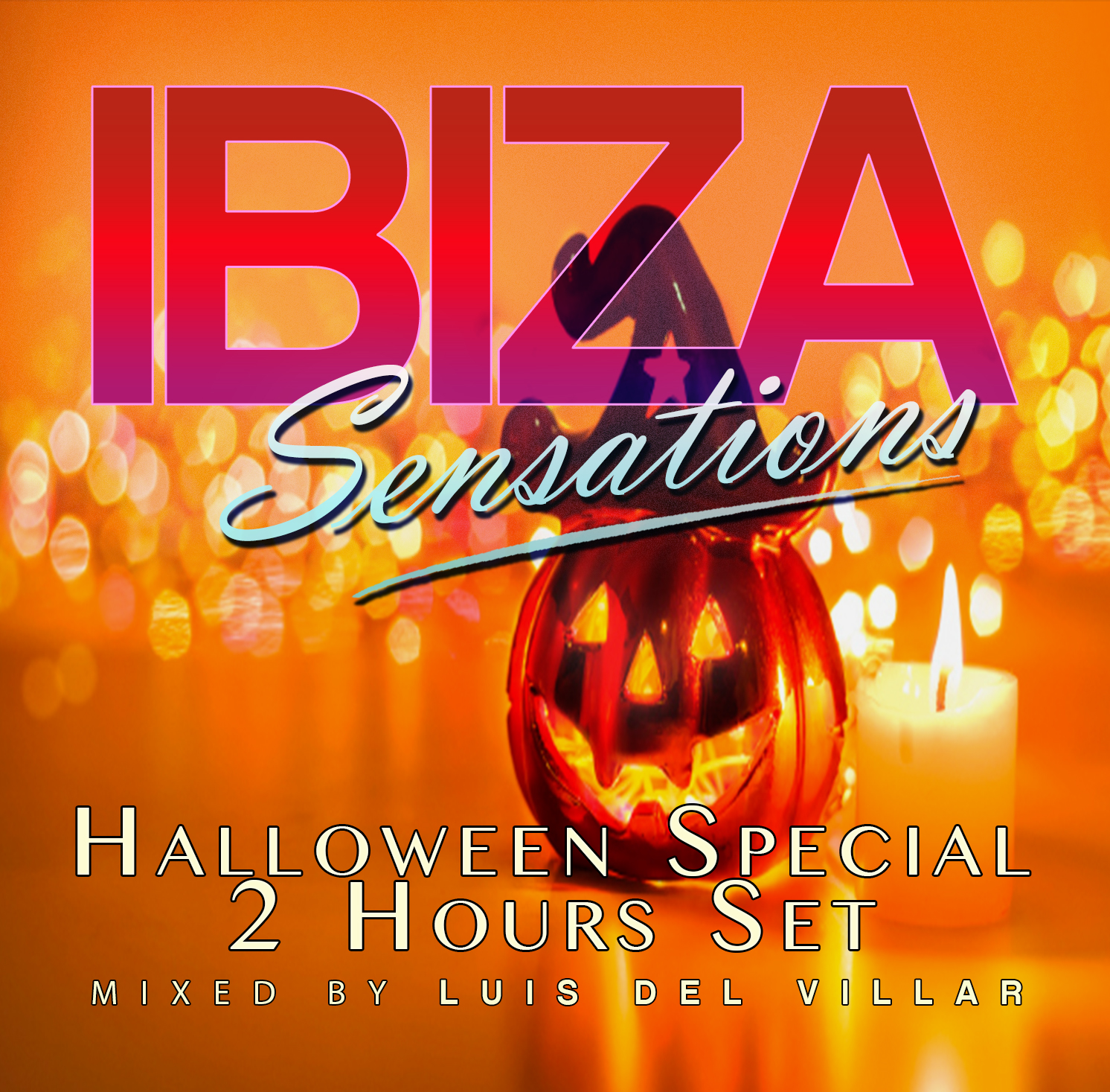 Artwork for Ibiza Sensations 126 Halloween Special 2 Hours Set