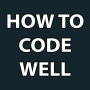 Artwork for How To Code Well #6 Typecast as a frontend or backend or full stack web developer