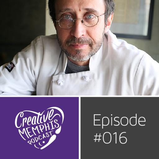 Episode #016: Ben Smith, chef