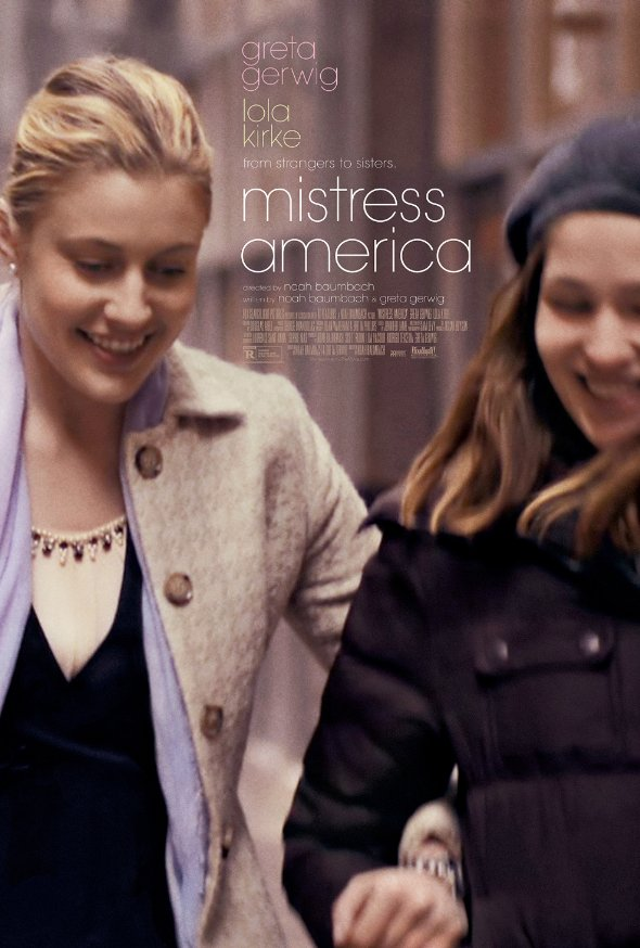 Ep. 169 - Mistress America (Damsels in Distress vs. Lola Versus)