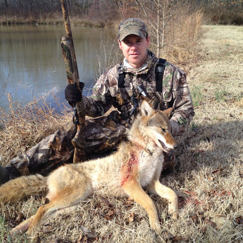 Jon Paul Moody Coyote Predator Hunting HFJ 58
