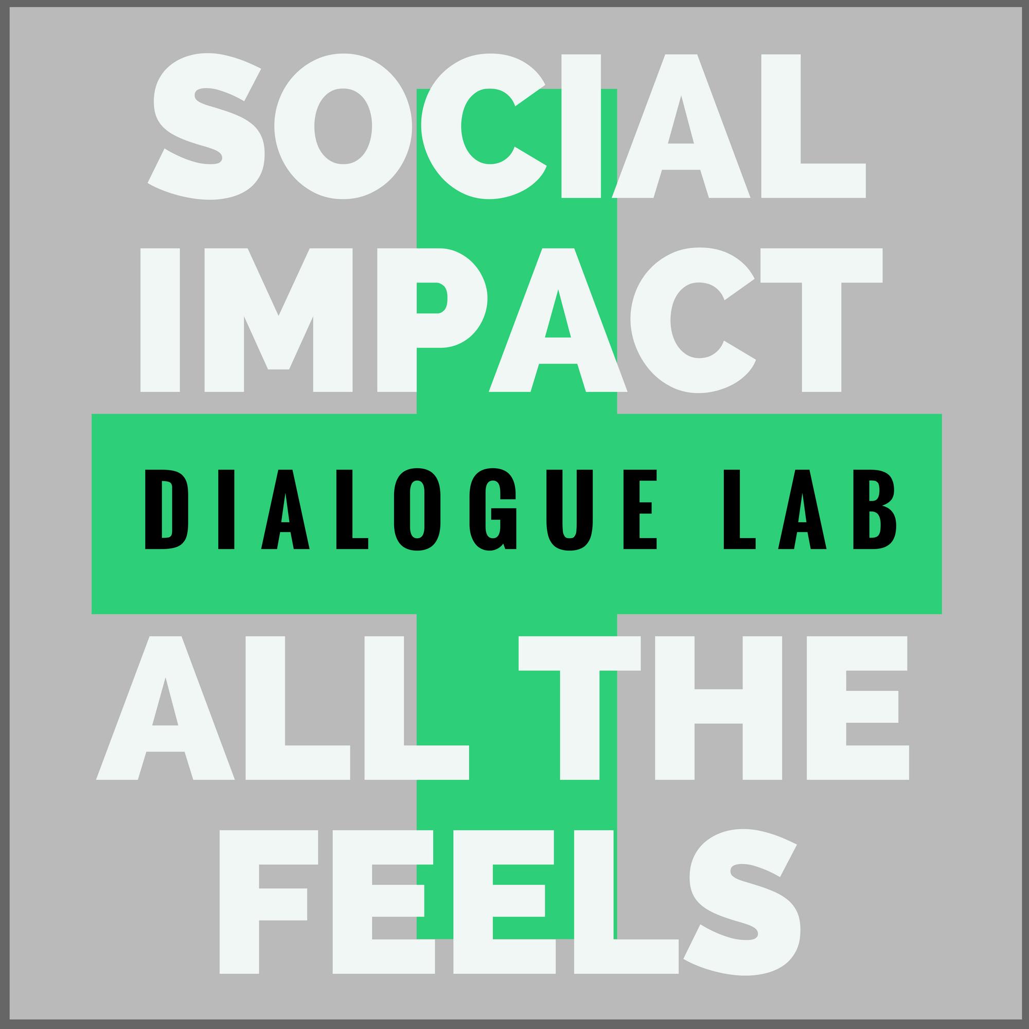 Dialogue Lab show art