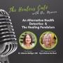 Artwork for The Healing Pendulum: The Healers Café with Dr. Manon & guest Kym-Helena De Boer