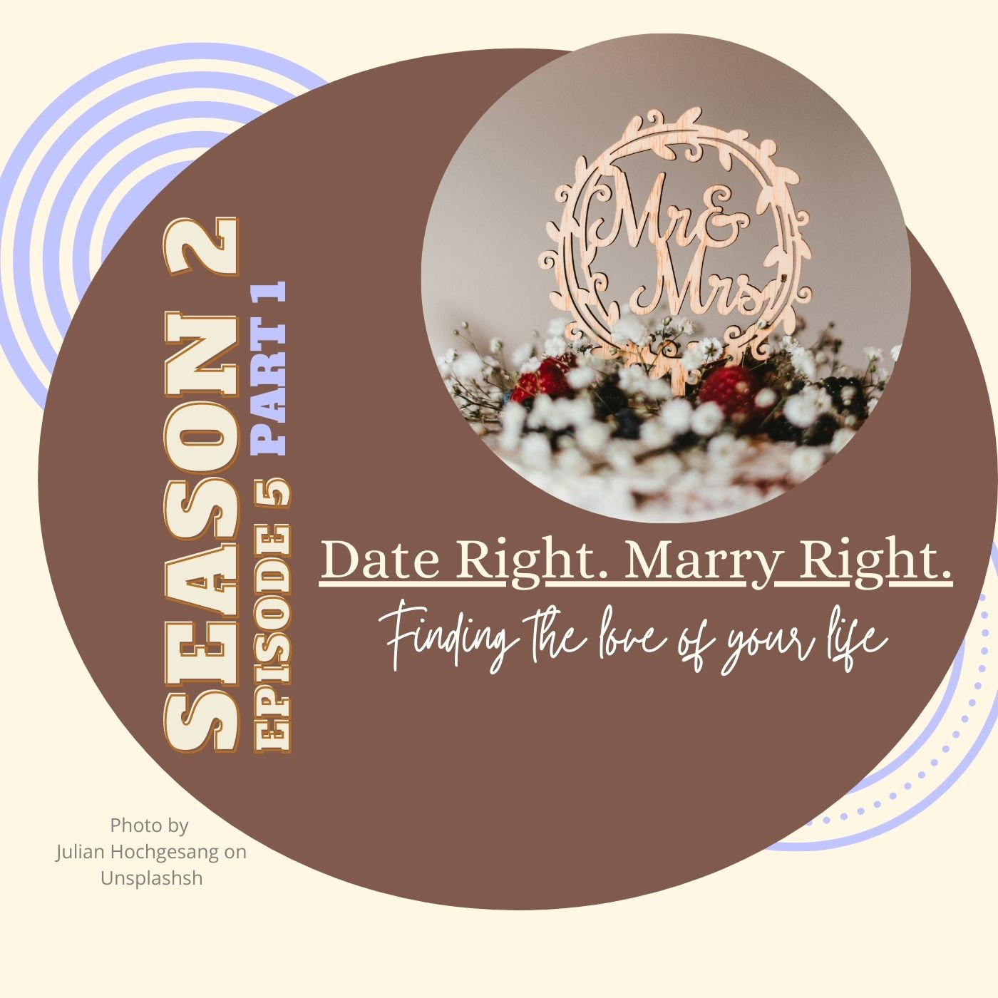 S2Ep5: Date Right. Marry Right. (Part 1 of 3) show art
