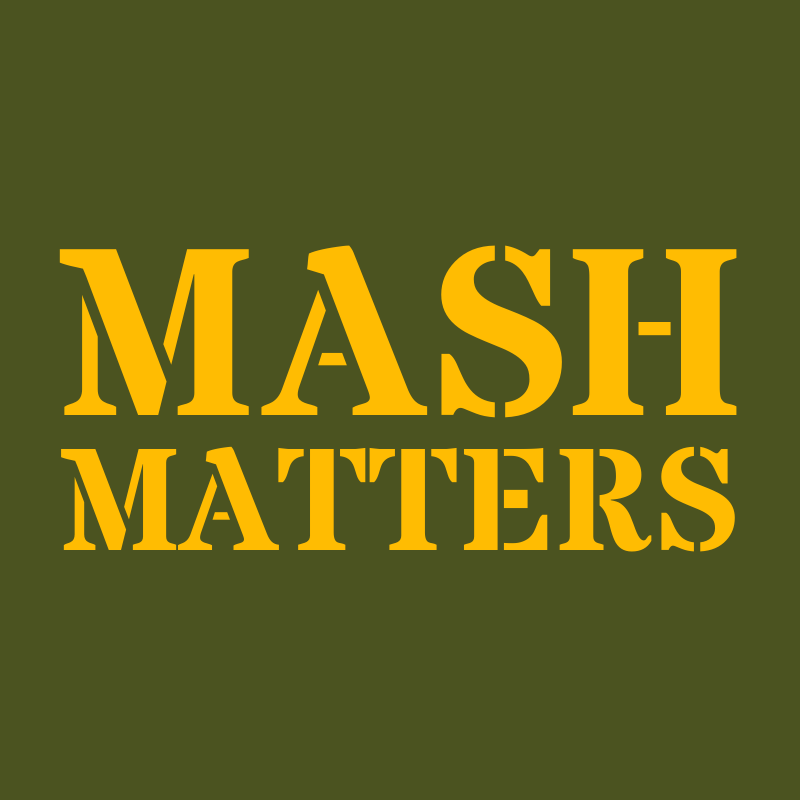 Artwork for M*A*S*H goes to Downton Abbey with Lesley Nicol! - MASH Matters #050
