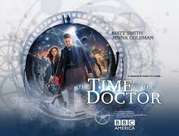 WHINECAST- Doctor Who- 'The Time of The Doctor'