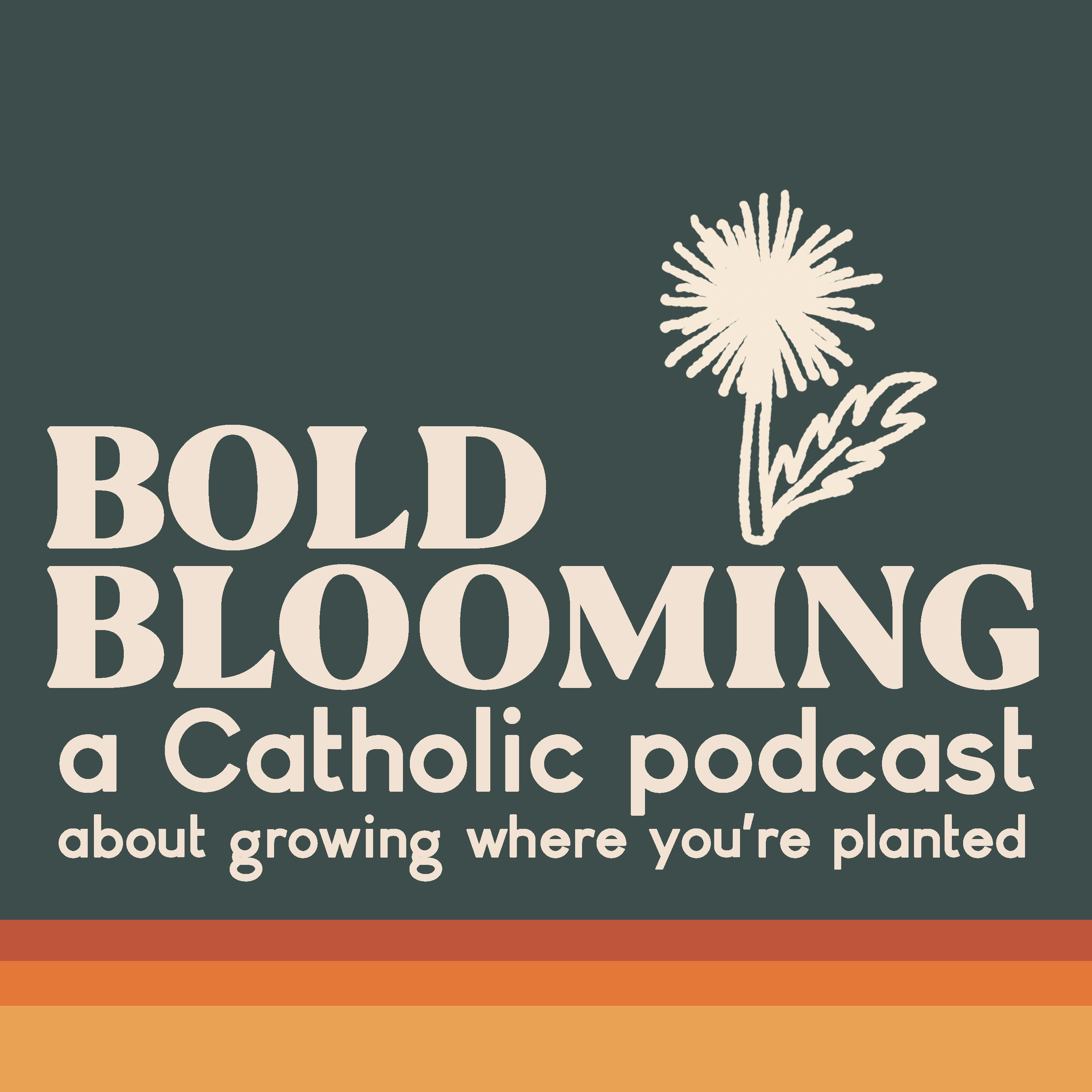 Bold Blooming show art