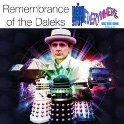 Remembrance of the Daleks - Story 1 from the 25th series of Doctor Who