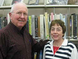 Founder History 2012 Georgie & Jack Thurber