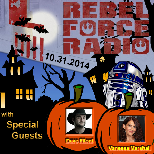 RebelForce Radio: October 31, 2014