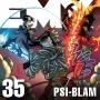 Artwork for EMX Episode 35: Psi-Blam!