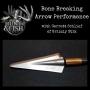 Artwork for EP13  Bone Breaking Arrow Performance w/ Garrett Schlief of Grizzly Stik