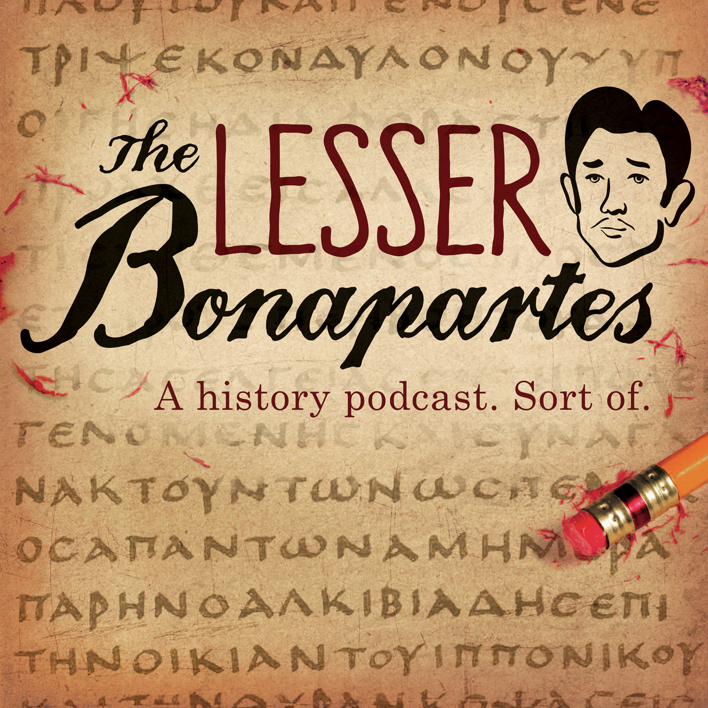 The Lesser Bonapartes Fanfic Part I - David