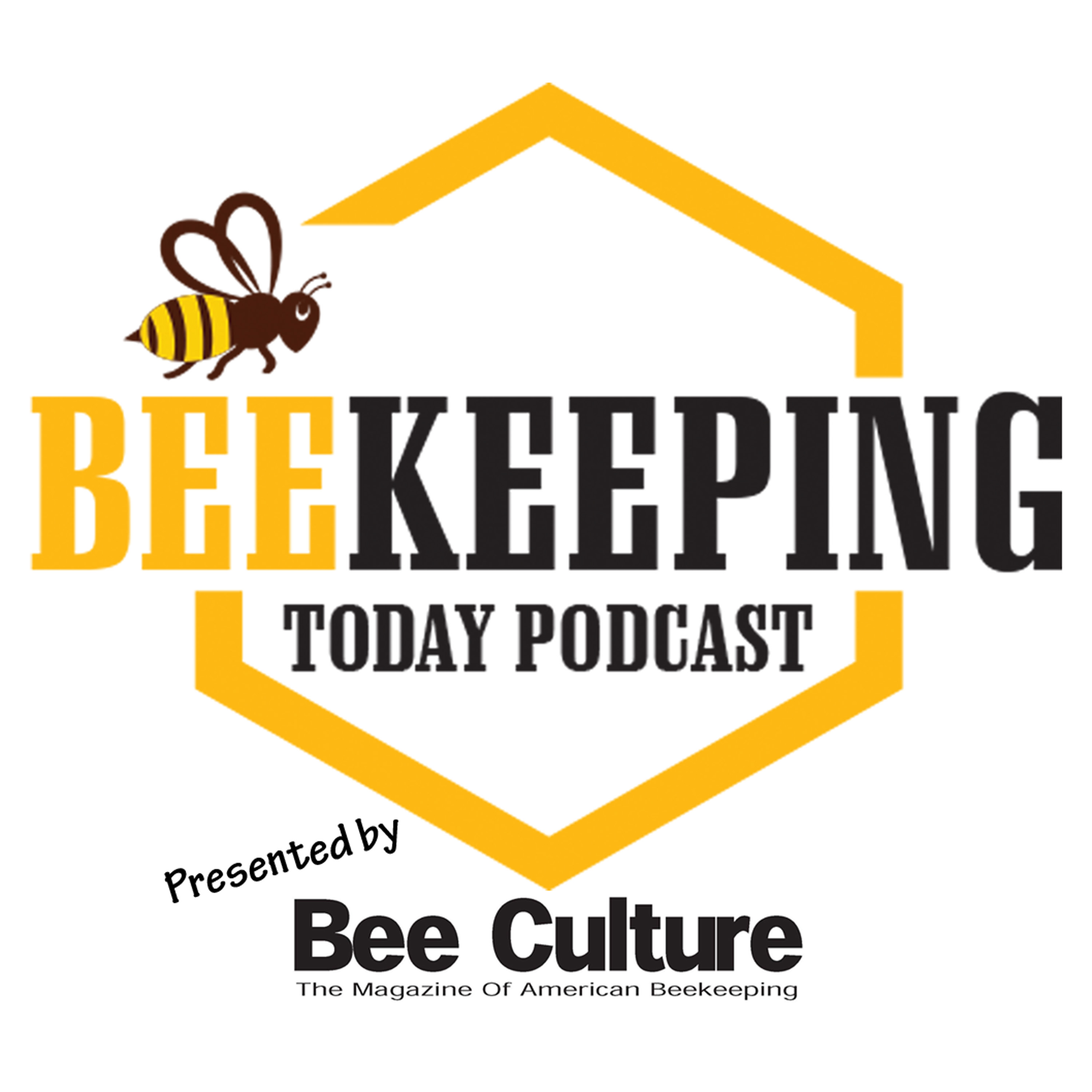 Beekeeping Today Podcast show art