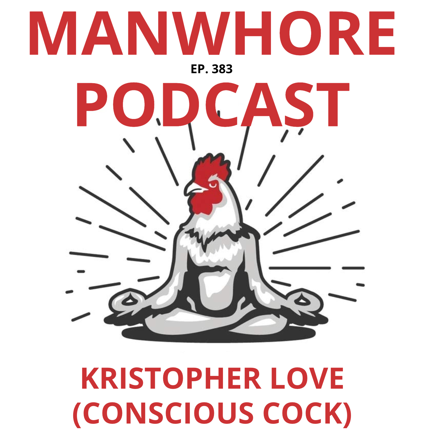 The Manwhore Podcast: A Sex-Positive Quest - Ep. 383: Positive Masculinity, Ravishment Fantasies, and Pleasure with Kristopher Lovestone