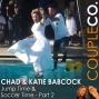 Artwork for Teaching Meets Trampolines: Chad & Katie Babcock of JumpTime in Boise, Idaho, Part 2