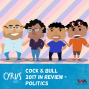 Artwork for Ep. 226: Cock & Bull: 2017 in Review – Politics