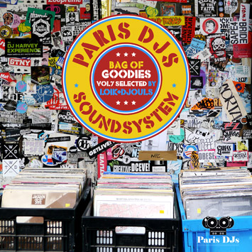 Paris DJs Soundsystem - Bag of Goodies Vol.7