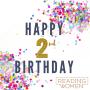 Artwork for Happy Birthday, Reading Women!