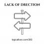 Artwork for Lack of Direction