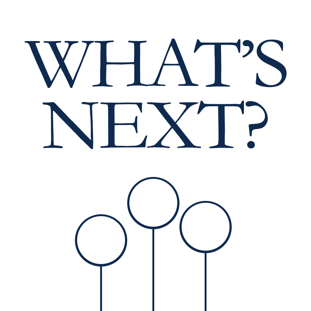 Artwork for What's Next? Ep. 1: Introduction