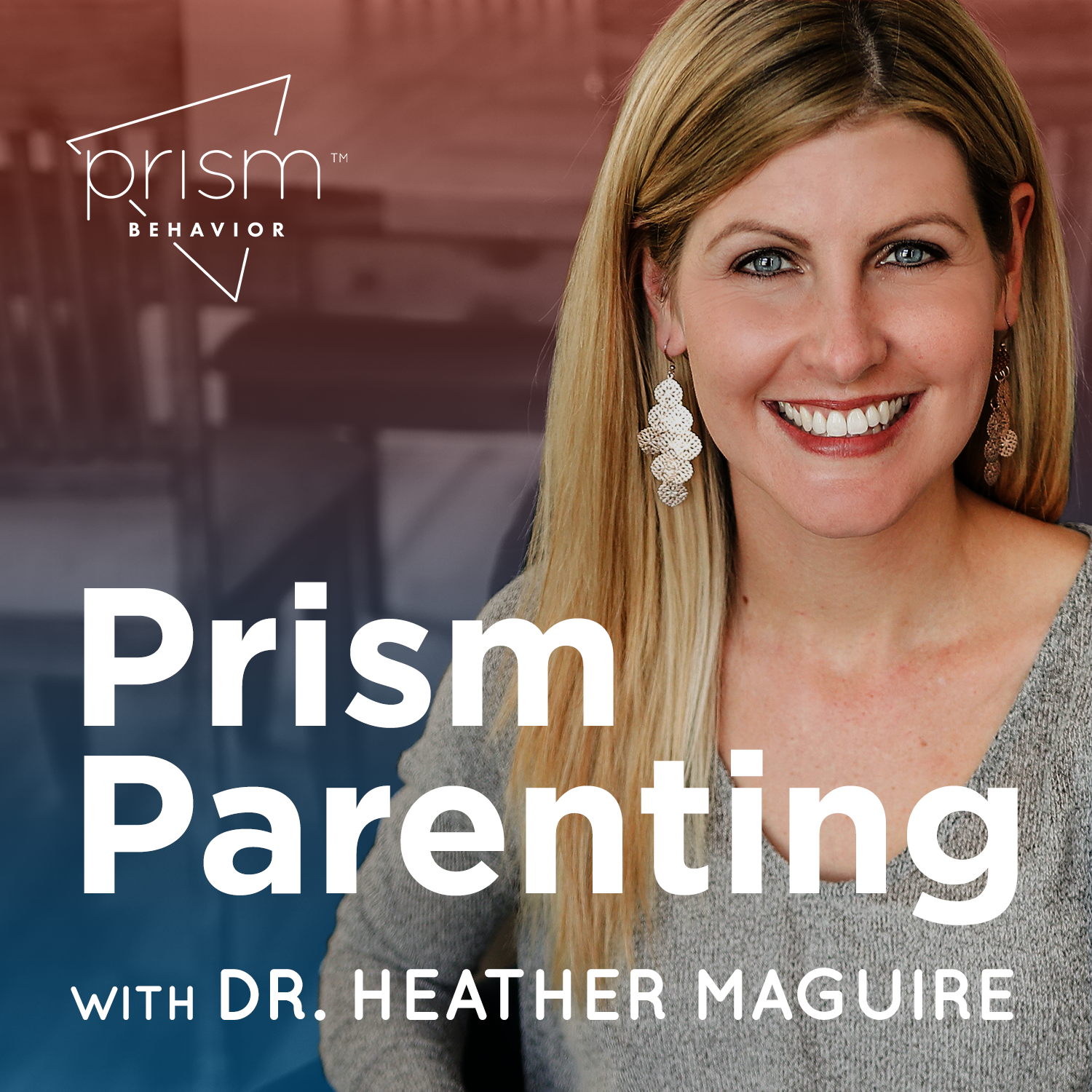 Prism Parenting: Looking at Behavior in a Different Light show art