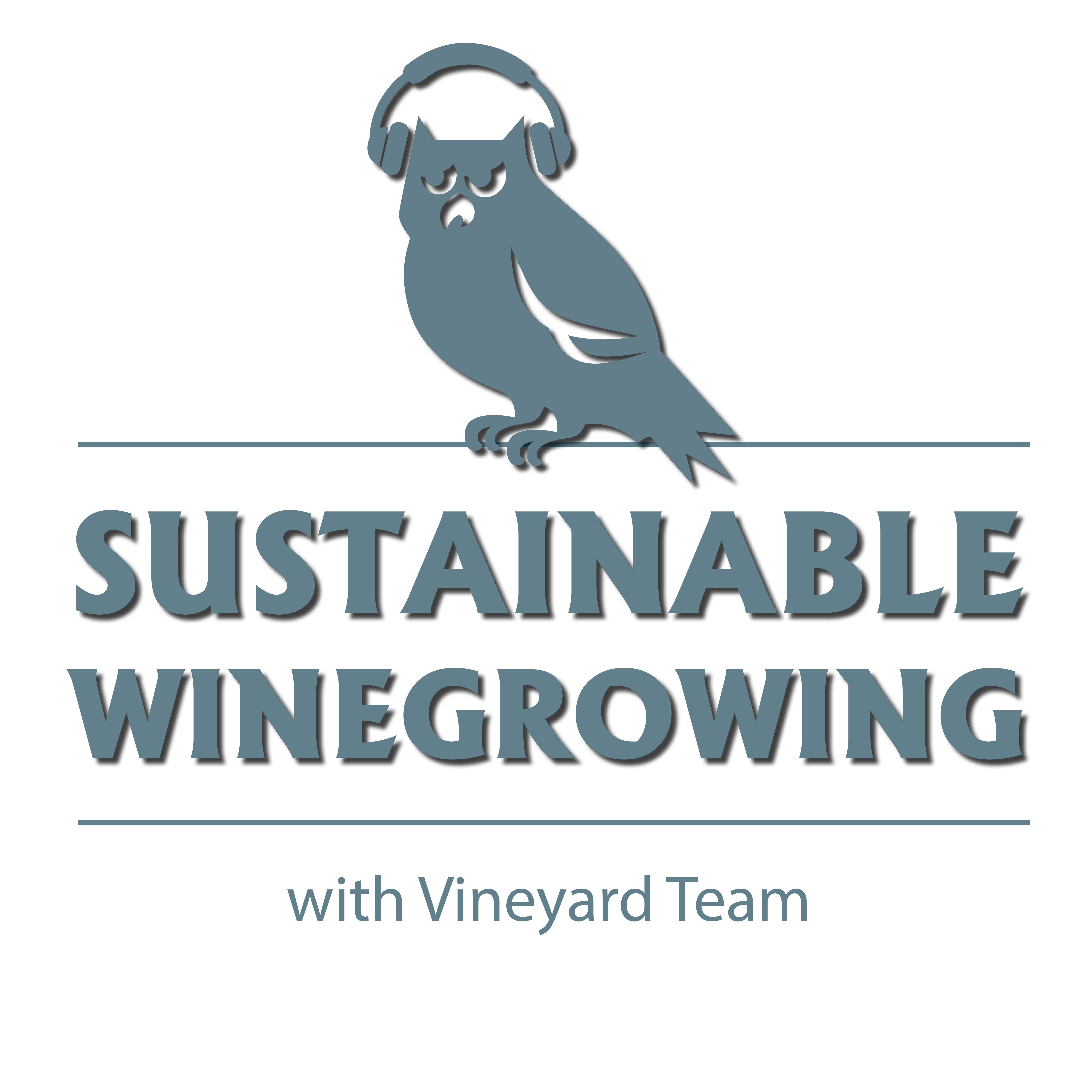 Sustainable Winegrowing with Vineyard Team show art