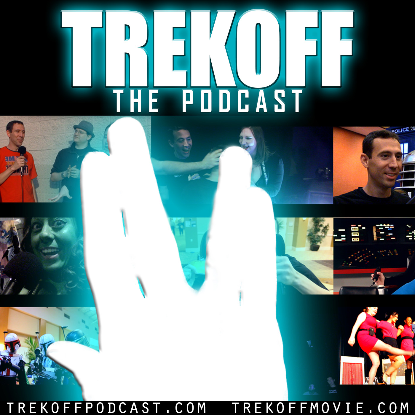 Kirk vs. Spock vs. Picard: LIVE at Intervention 2016!