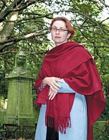 Audrey Niffenegger Talks about her new novel 'Her Fearful Symmetry