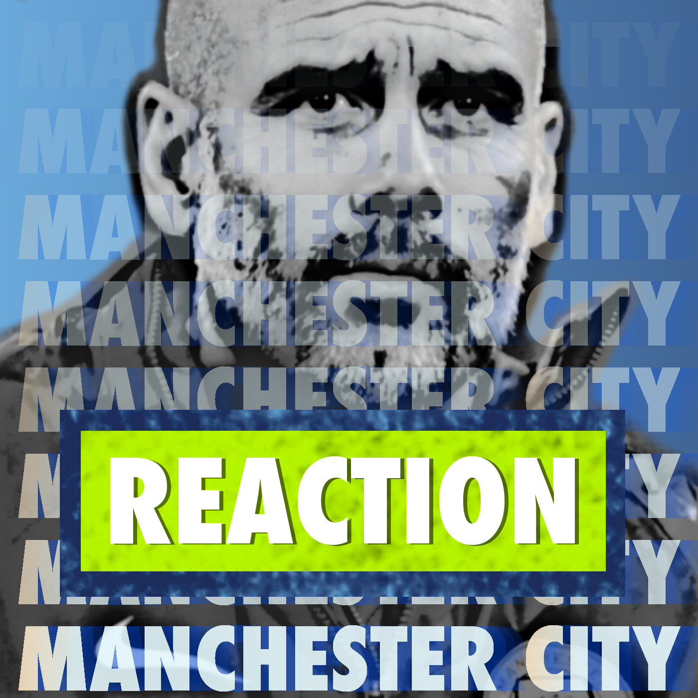 Reaction: A Manchester City Podcast show art