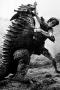 Artwork for Godzilla vs Frankenstein?  Whaaat!!